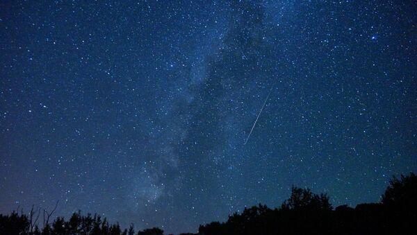 La lluvia de meteoros de las Perseidas - Sputnik Mundo