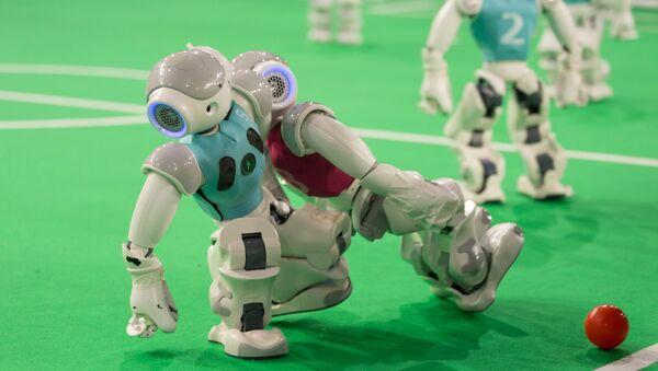 RoboCup 2013 - Sputnik Mundo