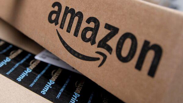 Cajas de Amazon - Sputnik Mundo