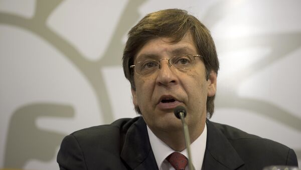Javier Miranda, abogado de derechos humanos - Sputnik Mundo