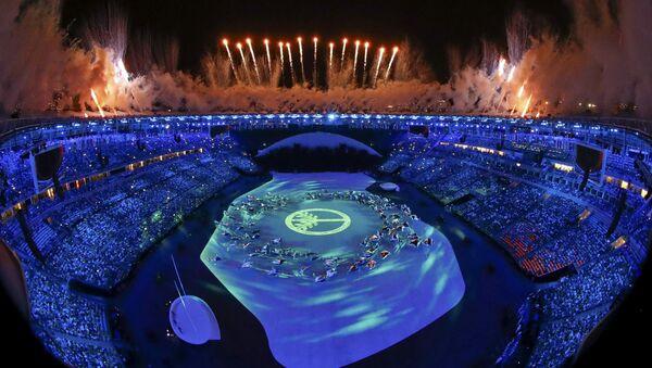 Ceremonia de apertura de los JJOO de Río - Sputnik Mundo