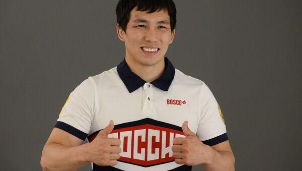 El luchador ruso, Víctor Lébedev - Sputnik Mundo
