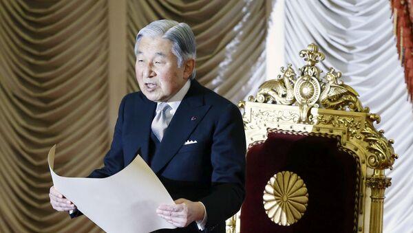 Akihito, emperador de Japon - Sputnik Mundo