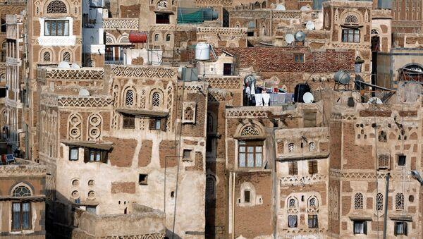 La Ciudad Vieja de Saná, la capital de Yemen - Sputnik Mundo