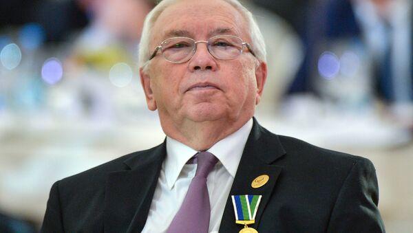 El presidente del Comité Paralímpico de Rusia, Vladímir Lukín - Sputnik Mundo