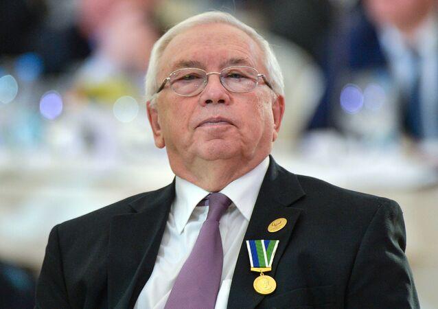 El presidente del Comité Paralímpico de Rusia, Vladímir Lukín