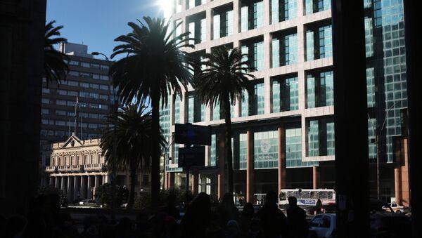 Residencia presidencial en Montevideo, Uruguay - Sputnik Mundo
