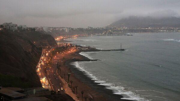 Lima, Perú (archivo) - Sputnik Mundo