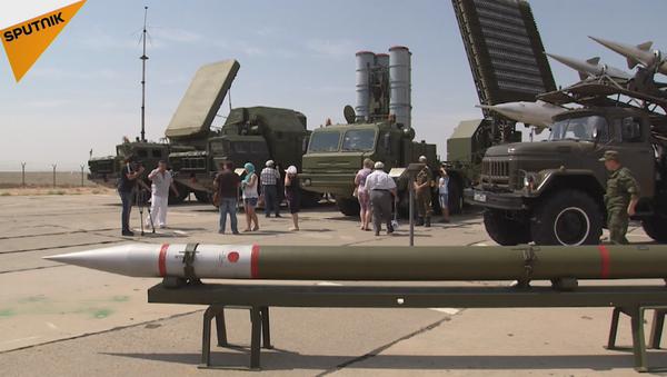 'Llaves del Cielo': Rusia ocupa el primer lugar en una competición de defensa antiaérea - Sputnik Mundo