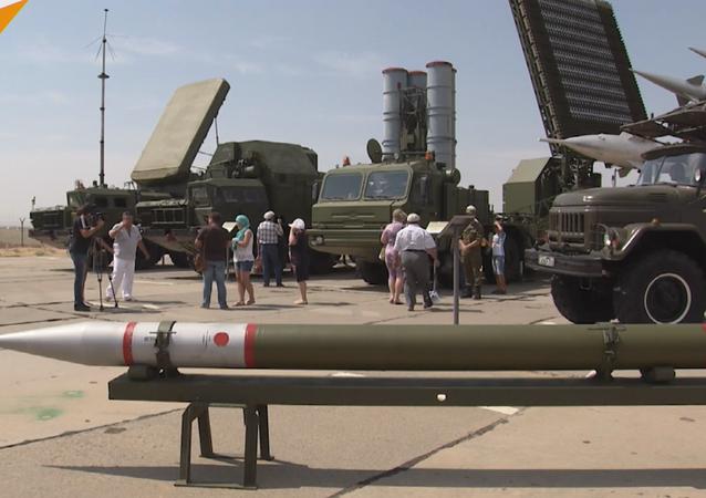 'Llaves del Cielo': Rusia ocupa el primer lugar en una competición de defensa antiaérea