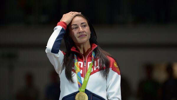Yana Egorián, sablista rusa - Sputnik Mundo