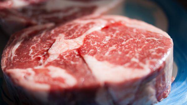 Carne de vaca (imagen referencial) - Sputnik Mundo