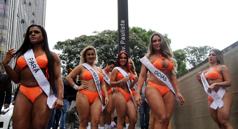 El concurso Miss BumBum 2016