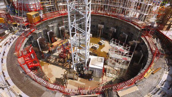 Un reactor de fusión 'Tokamak' de ITER - Sputnik Mundo