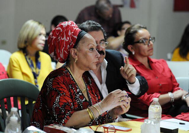 Piedad Córdoba, excongresista colombiana