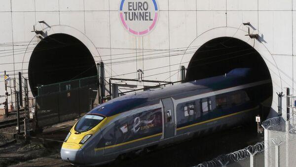 Trenes de alta velocidad Eurostar - Sputnik Mundo