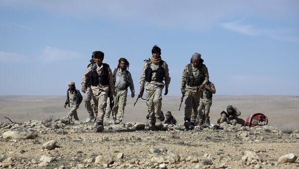 Combatientes de las Fuerzas Democráticas de Siria - Sputnik Mundo