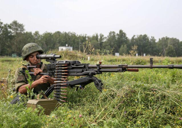 Unos 3.000 militares participan en maniobras tácticas en Transbaikalia