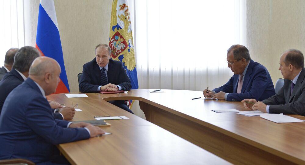 El Consejo de Seguridad de Rusia