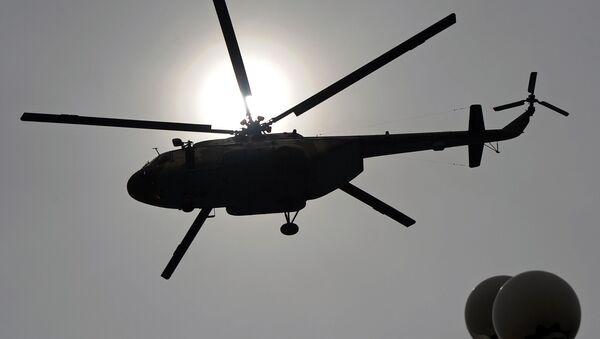 Un helicóptero Mi-17 - Sputnik Mundo