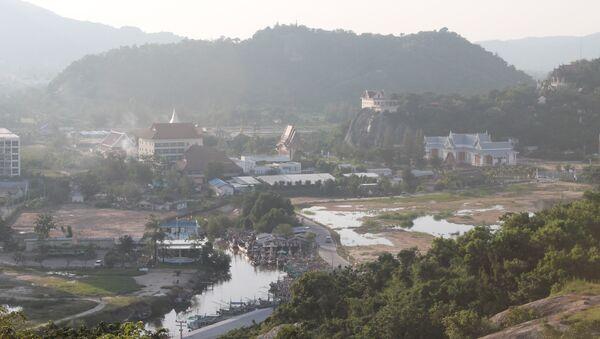 Hua Hin, zona turística de Tailandia - Sputnik Mundo