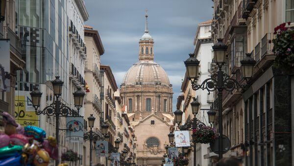 Zaragoza, España - Sputnik Mundo