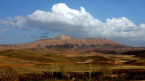 Montañas de Irán - Sputnik Mundo