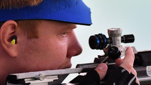 Kirill Grigoryan gana el bronce en 50m rifle tendido masculino en Juegos de Río - Sputnik Mundo