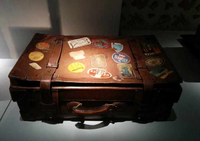 Una maleta turística (imagen referencial)