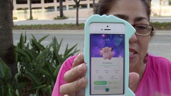 Abuelas juegan a Pokémon Go por primera vez - Sputnik Mundo