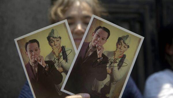 Fotos del humorista mexicano Mario Moreno 'Cantinflas' - Sputnik Mundo