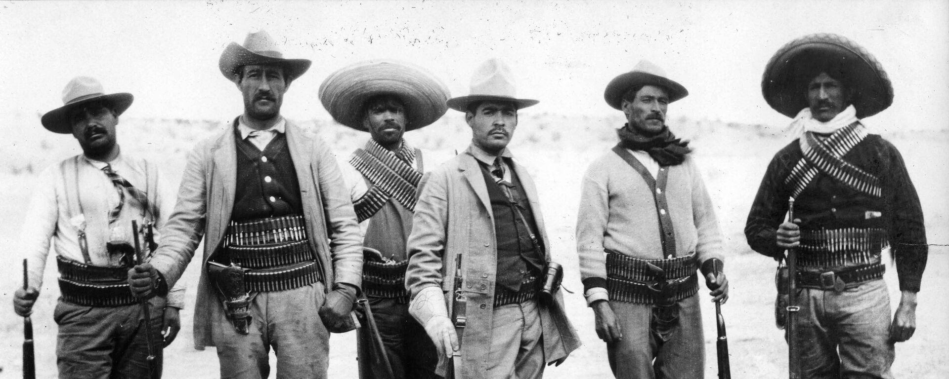 Revolución mexicana - Sputnik Mundo, 1920, 13.08.2016