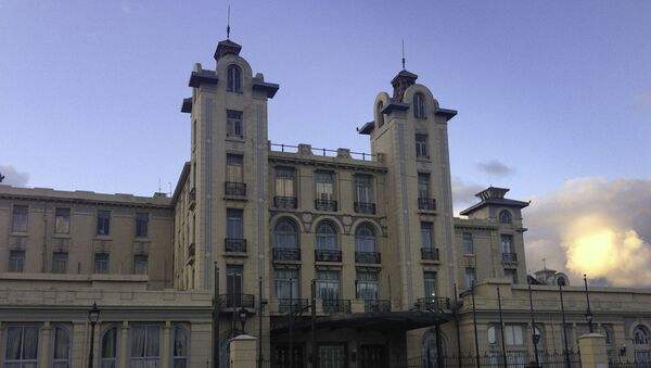 Sede del Mercosur en Montevideo (archivo) - Sputnik Mundo