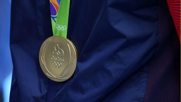 La medalla de oro - Sputnik Mundo