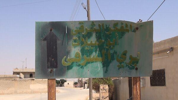 La provincia siria de Hama (archivo) - Sputnik Mundo