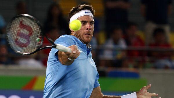 Juan Martin del Potro, tenista argentino - Sputnik Mundo