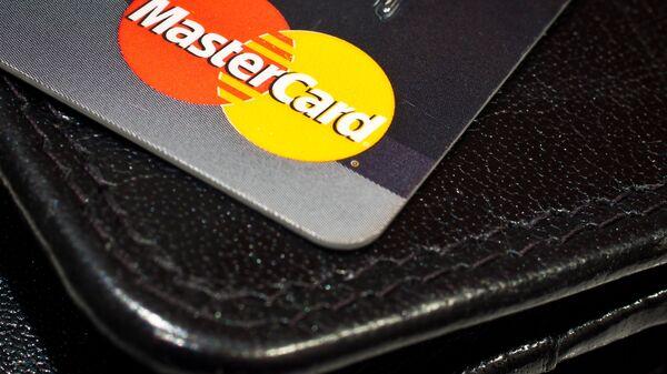 La tarjeta de MasterCard - Sputnik Mundo