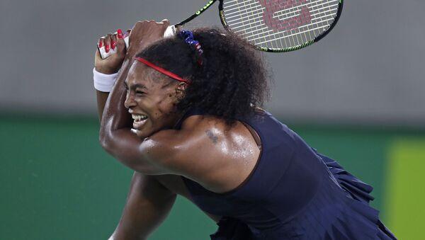 La única mujer del 'ranking', Serena Williams - Sputnik Mundo