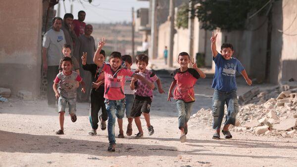 Manbij liberada de Daesh - Sputnik Mundo