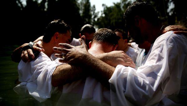 Los evangelistas de Brasil - Sputnik Mundo