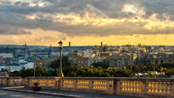 La Valeta, capital de Malta - Sputnik Mundo