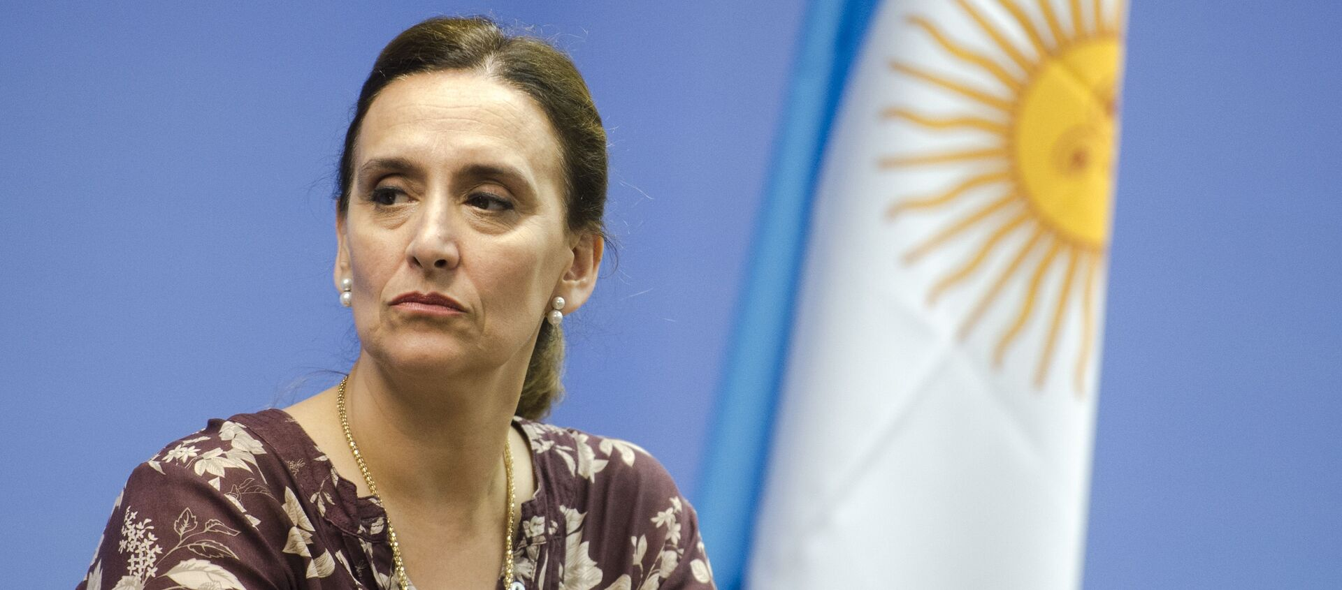 Gabriela Michetti, exvicepresidenta argentina (archivo) - Sputnik Mundo, 1920, 28.05.2020