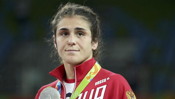 Natalia Vorobeva, luchadora rusa - Sputnik Mundo