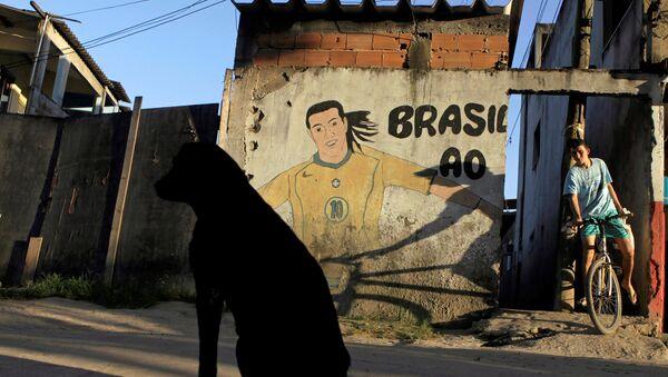 La demolida favela de Vila Autódromo - Sputnik Mundo