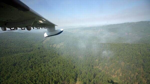 Avión anfibio ruso Beriev Be-200 - Sputnik Mundo