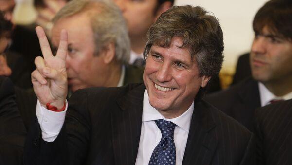 Amado Boudou, ex vicepresidente de Argentina - Sputnik Mundo