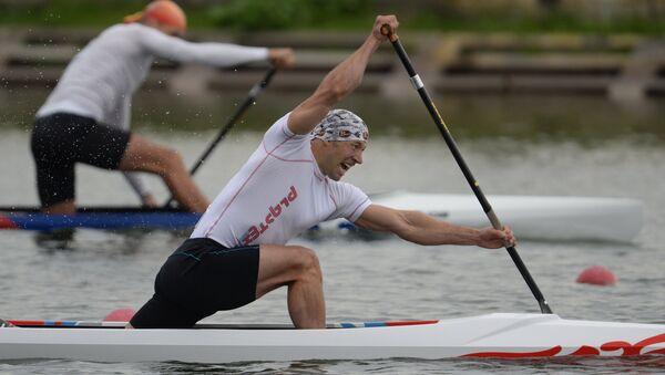 Iliá Shtokálov, el deportista ruso - Sputnik Mundo