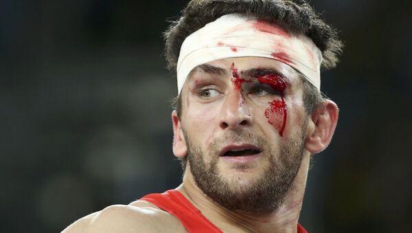 Aniuar Gueduev, luchador ruso - Sputnik Mundo