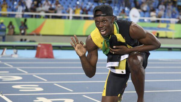 Usain Bolt - Sputnik Mundo