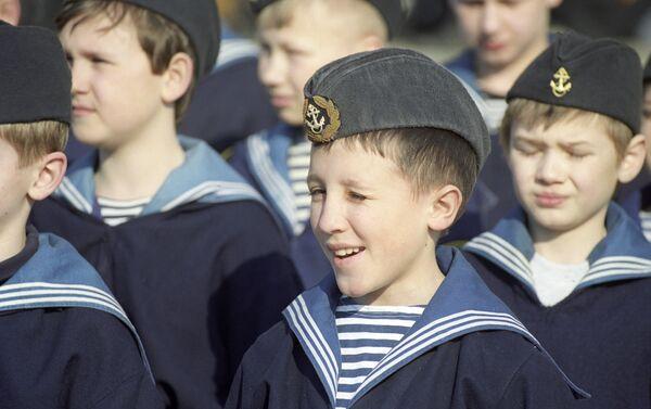 Niños en Telnyashka - Sputnik Mundo
